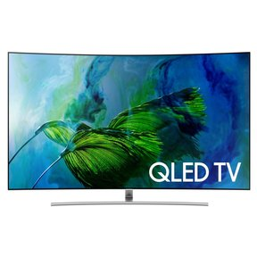"QN55Q8C 55"" Curved 4K UHD HDR QLED Smart TV"