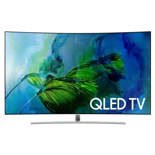 "View Larger Image of QN55Q8C 55"" Curved 4K UHD HDR QLED Smart TV"