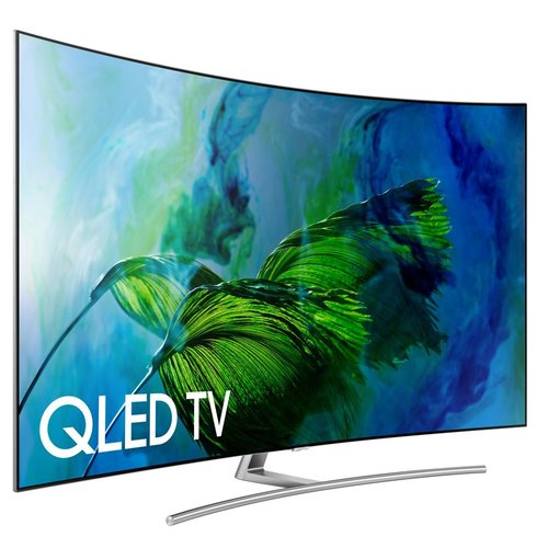"""View Larger Image of QN65Q8C 65"""" Curved 4K UHD HDR QLED Smart TV"""