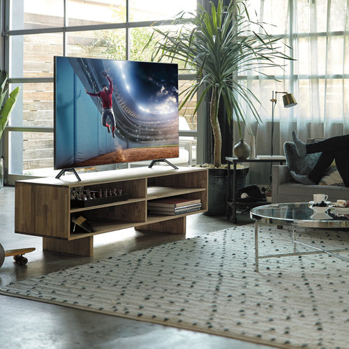 """View Larger Image of QN65Q8FN 65"""" QLED 4K UHD HDR Smart TV with Bixby Intelligent Voice Assistant"""