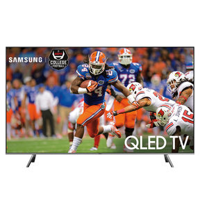 """QN75Q6FN 75"""" QLED 4K UHD HDR Smart TV with Bixby Intelligent Voice Assistant"""