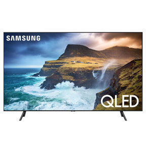 "QN75Q70R 75"" QLED 4K UHD Smart TV with Bixby Intelligent Voice Assistant"