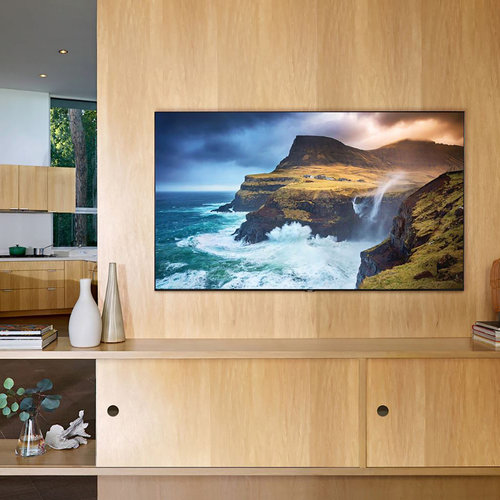 "View Larger Image of QN75Q70R 75"" QLED 4K UHD Smart TV with Bixby Intelligent Voice Assistant"