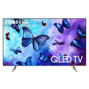 """QN75Q9FN 75"""" QLED 4K UHD HDR Smart TV with Bixby Intelligent Voice Assistant"""