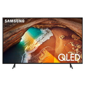 "QN82Q60R 82"" QLED 4K Smart TV with Bixby Intelligent Voice Assistant"