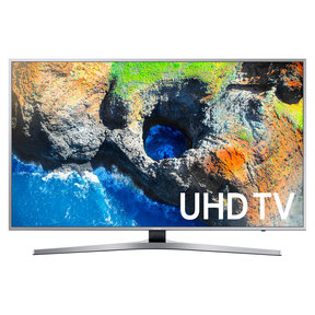"UN55MU7000 55"" 4K UHD HDR Smart TV with Dolby Digital Plus and DTS Premium Sound 5.1"