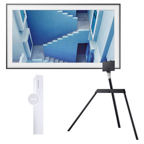 """UN65LS003 65"""" The Frame 4K UHD Smart TV with 65"""" Customizable Bezel and Studio Stand"""