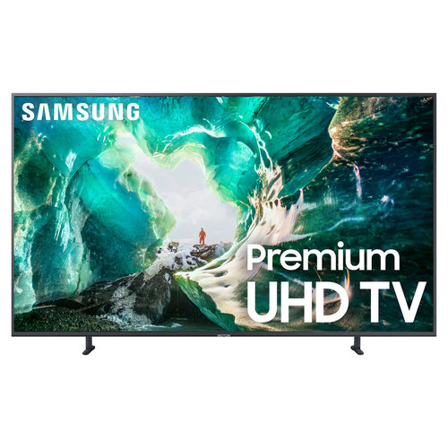 """View Larger Image of UN75RU8000 75"""" 4K UHD Smart TV with Bixby Intelligent Voice Assistant"""