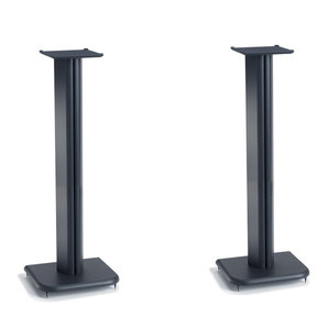 "31"" Basic Series Bookshelf Speaker Stands - Pair"