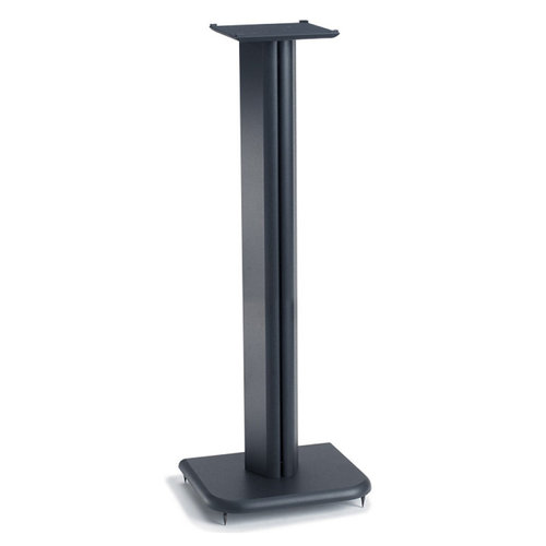 "View Larger Image of 31"" Basic Series Bookshelf Speaker Stands - Pair"