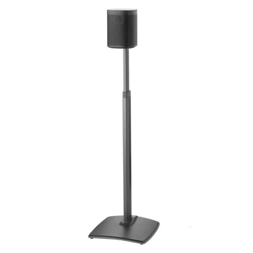 View Larger Image of Adjustable Height Wireless Speaker Stands for Sonos ONE, PLAY:1, and PLAY:3 - Pair