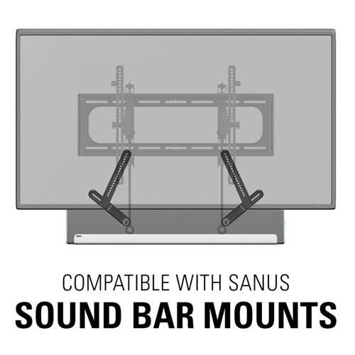 "View Larger Image of Advanced Tilt Premium Wall Mount for 46"" - 90"" TVs"