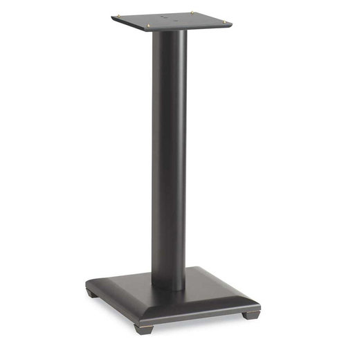 "View Larger Image of NF24B Natural Foundations 24"" Speaker Stand - Pair (Black Lacquer)"