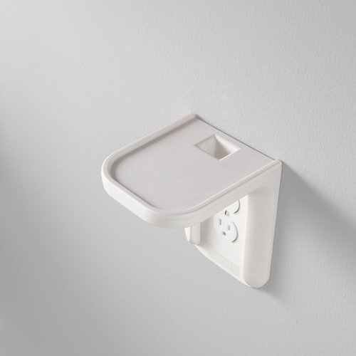 View Larger Image of Outlet Shelves for Sonos One, PLAY:1, and Boost - Pair