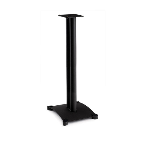 "View Larger Image of SB34 Steel Series 34"" Bookshelf Speaker Stands - Pair (Black)"