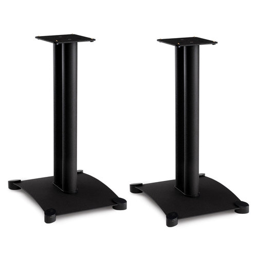 "View Larger Image of SF22 Steel Series 22"" Bookshelf Speaker Stands - Pair (Black)"