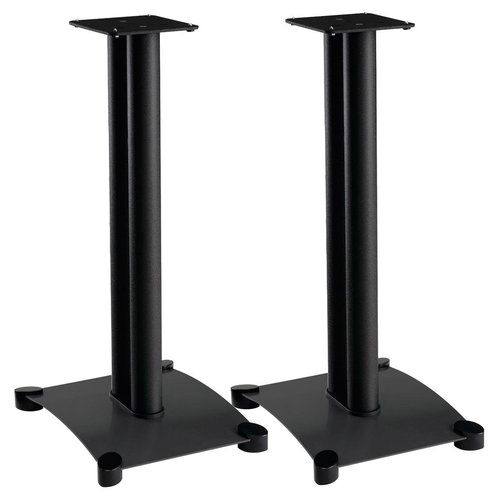 "View Larger Image of SF26 Steel Series 26"" Tall Stand for Medium to Large Bookshelf Speakers"
