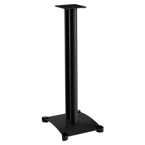"View Larger Image of SF34 Steel Series 34"" Speaker Stands for Small to Medium Bookshelf Speakers - Pair (Black)"