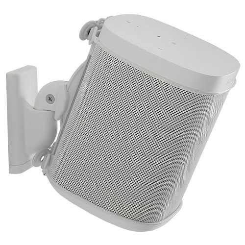 View Larger Image of Wireless Speaker Swivel and Tilt Wall Mounts for Sonos ONE, PLAY:1, and PLAY:3 - Pair