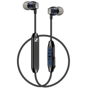 CX 6.00BT Wireless In-Ear Headphones with Three-Button Remote and Microphone (Black)
