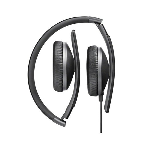 View Larger Image of HD 2.30G On-Ear Headphones with 3-Button Remote and Microphone