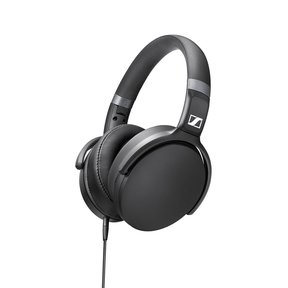 HD 4.30i Around-Ear Headphones with 3-Button Remote and Microphone