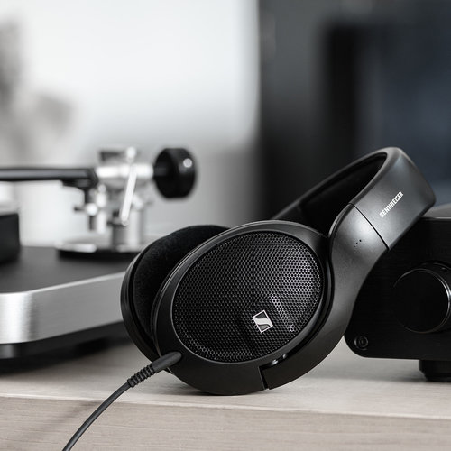 View Larger Image of HD 560S Over-Ear Headphones (Black)