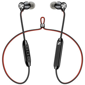 HD1 Free Bluetooth In-Ear Headphones with Three-Button Remote and Microphone (Black)