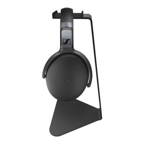 HD4.40 Wireless Over-Ear Bluetooth Headphones with Kanto H1 Stand (Black)