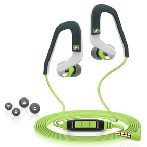 OCX686G In-Ear Sport Headphone for Android Devices (Green)