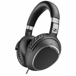 PXC 480 Over-Ear Noise-Cancelling Headphones with Inline Mic and Remote (Black)