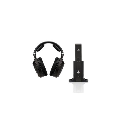 View Larger Image of RS185 Over-Ear Open Headphone with 100m Range Transmitter (Black)