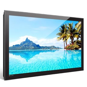 """STRM-65.4-S 65"""" 4K UHD Storm Waterproof Outdoor TV for Shaded Areas (Black)"""