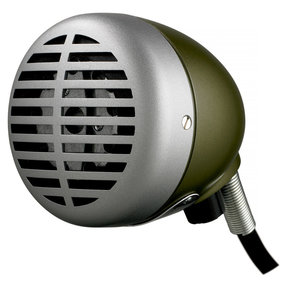 520DX Green Bullet Harmonica Microphone
