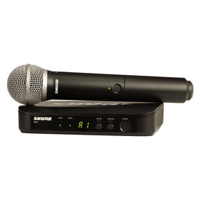 BLX24/PG58-J10 Wireless Handheld Dynamic Microphone System