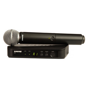 BLX24/SM58-H10 Wireless Handheld Dynamic Microphone System