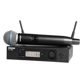 GLXD24R/B58 Wireless Handheld Dynamic Microphone System