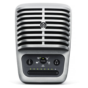 MV51 Large-Diaphragm Condenser Microphone for iOS and USB