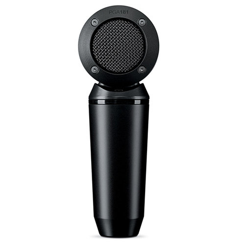 View Larger Image of PGA181-LC Side-Address Cardioid Condenser Microphone