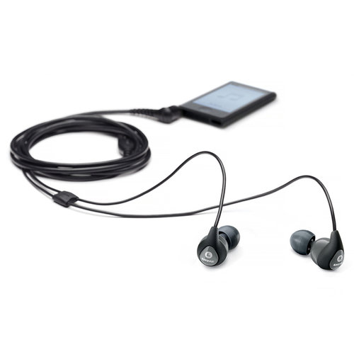 View Larger Image of SE11-GR Sound-Isolating Earbuds (Gray)