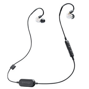 SE215 Wireless Sound-Isolating In-Ear Headphones with Three-Button Remote and Microphone