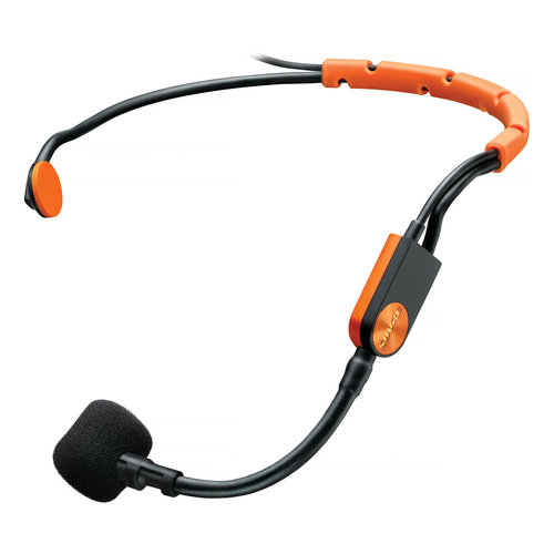 View Larger Image of SM31FH-TQG Fitness Headset Condenser Microphone