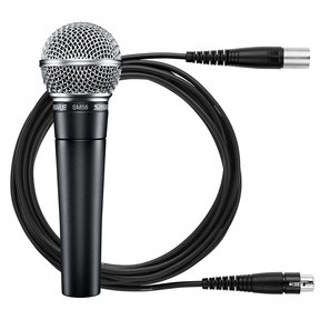 SM58 Handheld Dynamic Vocal Microphone with Cable
