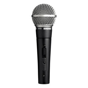 SM58 Handheld Dynamic Vocal Microphone with On/Off Switch