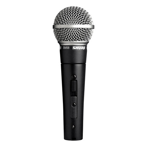 View Larger Image of SM58 Handheld Dynamic Vocal Microphone with On/Off Switch