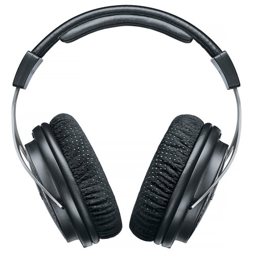 View Larger Image of SRH1540 Premium Closed-Back Over-Ear Headphones (Black)