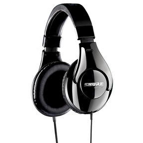 SRH240A Professional Closed-Back Over-Ear Headphones (Black)