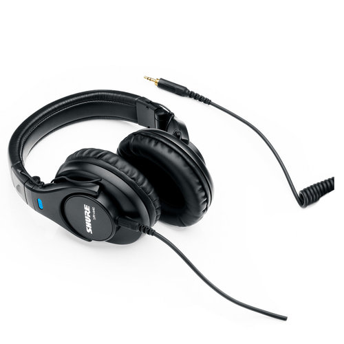 View Larger Image of SRH440 Professional Closed-Back Over-Ear Headphones (Black)
