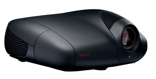 View Larger Image of Nero 3D-1 3D DLP Projector with T2 lens