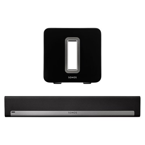 View Larger Image of 3.1 Home Theater System with PLAYBAR and SUB